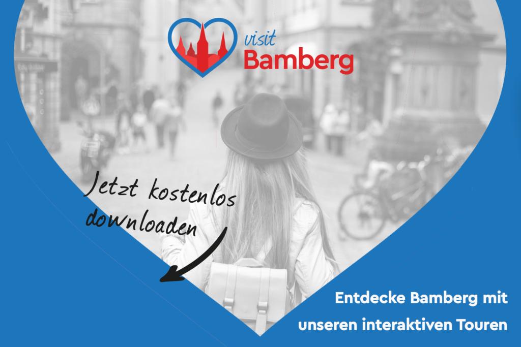 Bamberg entdecken mit interaktiven Touren