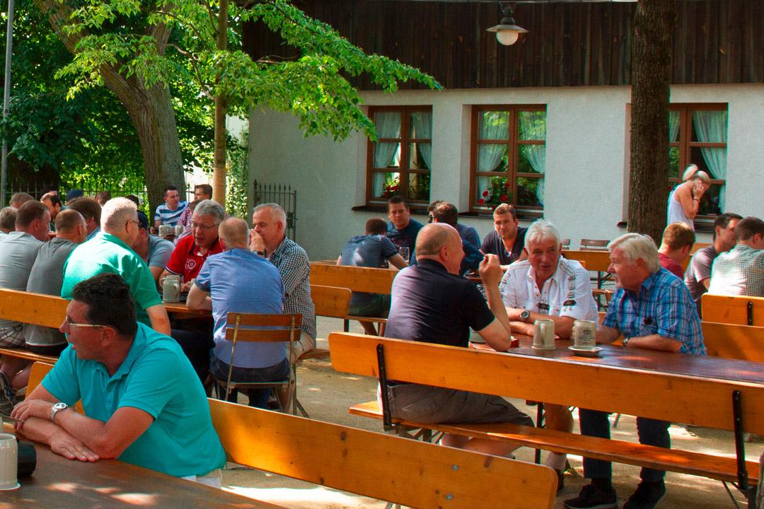 Bierkeller in Bamberg
