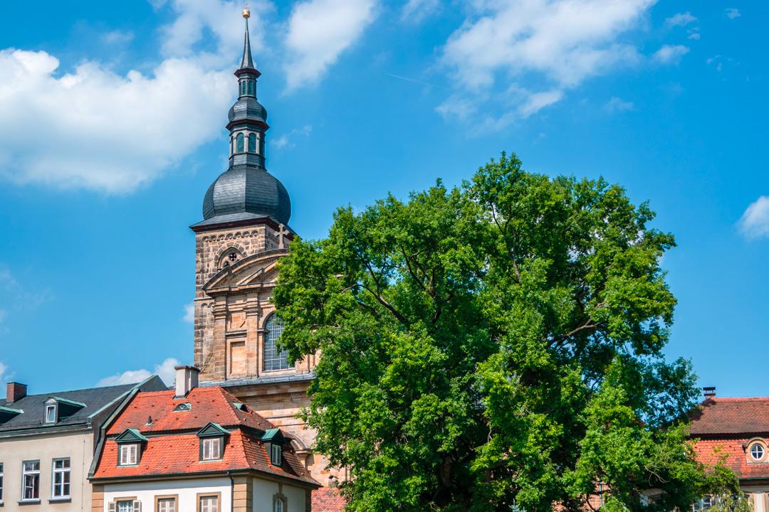 Kirchen und Klöster Bamberg